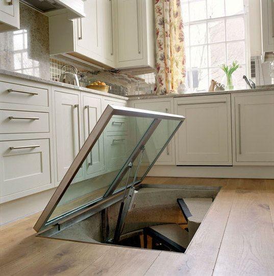 Weinkeller selber bauen bauplan  Ein nachträglich eingebauter Weinkeller in der Küche... | BauBlog