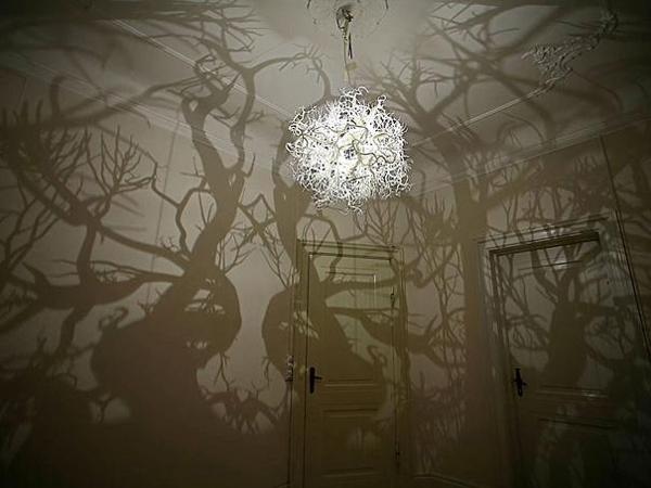Waldlampe